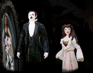 Phantom and Christine Mirror Scene